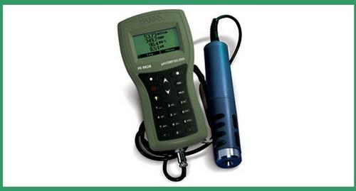 Multi Parameter Water Quality Portable Meter, मल्टीपैरामीटर वॉटर क्वालिटी  मीटर, मल्टीपैरामीटर जल गुणवत्ता मीटर - Test Instruments, Coimbatore | ID:  18429638688