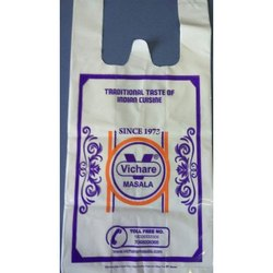 W Cut LDPE Pick Up Bag