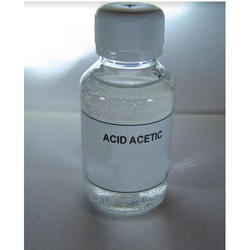 Liquid Acetic Acid Solution