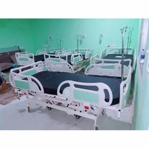 MS Foldable ICU Bed