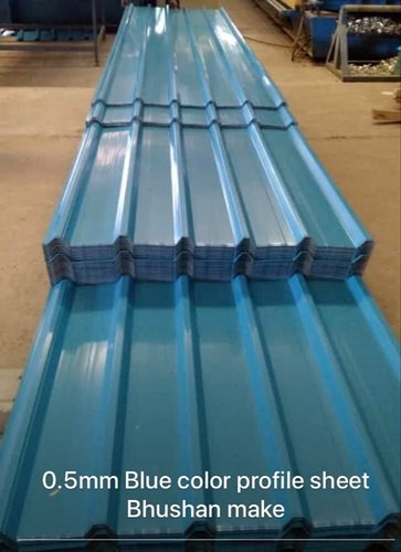 Bhushan Corrugated Roofing Sheets