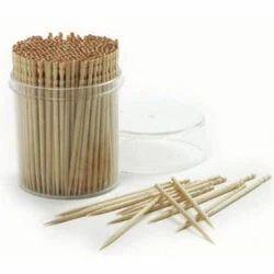 Prepacked Toothpicks