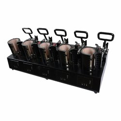 Okoboji Sublimation Mug Press 5-IN-1 MPA500B