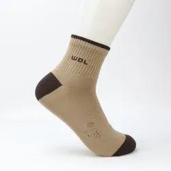 Woodland BD 114A Plain Mid Length Men's Socks