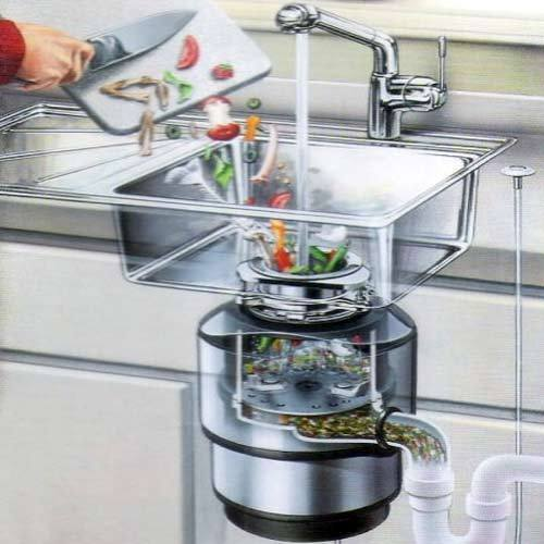 Domestic Food Waste Disposer At Rs 20000 /piece