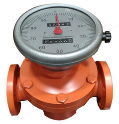 Kerosene Fuel Consumption PD Flow Meter