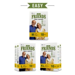 Friends Adult Diapers Easy