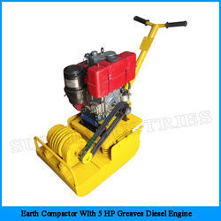 Earth Compactor at Rs 28000 /piece | Earth Compactor | ID