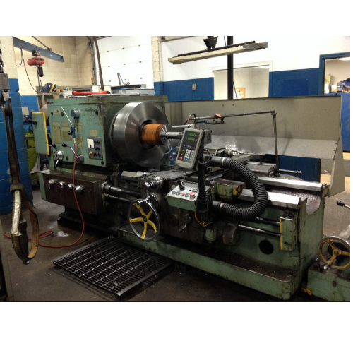 Hollow Spindle Lathes Machine