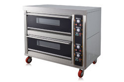 2 Deck 4 Tray Electric Oven