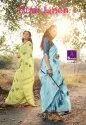 Shangrila Titan Linen Vol-2 Exclusive Range of Saree With Kalamkari Work Catalog