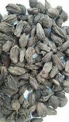 0908 Whole Black Cardamom, Packaging Size: 10kg X 5 = 1 bag of 50kg, Packaging Type: Jute Bag