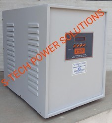 30 kVA Three Phase Servo Voltage Stabilizer