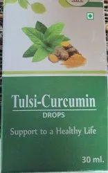 Tulsi Curcumin Drops