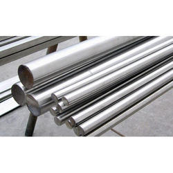 Stainless Steel Round Bright Bar, Length: 12 feet