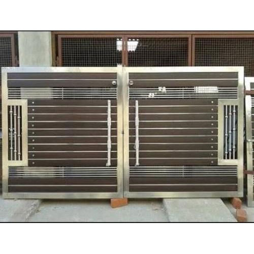 SS Gate Fabrication Service Manufacturer From Mumbai