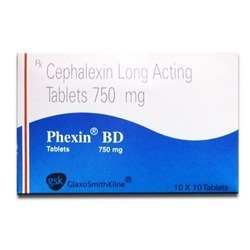 Phexin BD 750mg Tablets