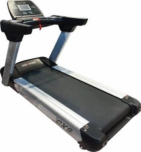 Commercial 1750 Treadmill Assembly: Cosco Commercial Motorized Treadmill CX 9, मोटराइज्ड
