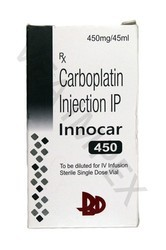 INNOCAR 450 MG ( CARBOPLATIN )