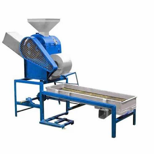 Grader Machine Groundnut Decorticator