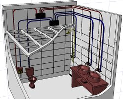 Pex Piping System