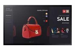 Samsung PM55-BC Interactive LED Display