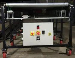 Flexible Expandable Motorized Roller Conveyor