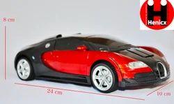 Henicx - Bugatti  1:18 Kids Interactive Racing Car 40MHz Remote Control Car Drifting Sports Race Car