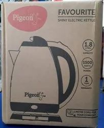 Stainless Steel 1500 Electric Kettle, For Personal, Capacity(Litre): 1.8lits