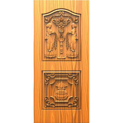 Rectangular Laminated Door