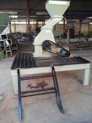 Glass Crusher Plant