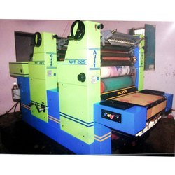 Ajit Swing Greaper Offset Printing Machines, Automation Grade: Automatic