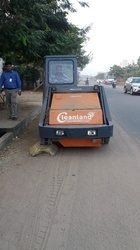 Industrial Road Cleaning Machine