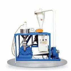 PVC Plastic Pulverizer Machine
