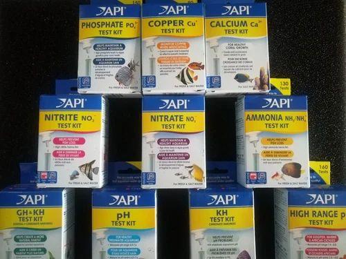 Api Aquarium Water Test Kits