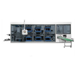 Automatic Four Station Thermoforming Machine