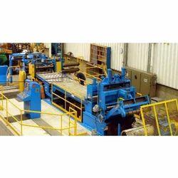 440 W Automatic Slitting Line Machine, Speed: 120 m/min