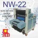 Littleberg Non Woven Bag Offset Printing Machine, Sheet Fed