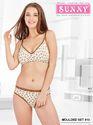 Sunny Ladies Undergarment Set