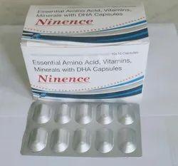 PCD Pharma Franchise for Amino Acid,Vitamins,Minerals capsules