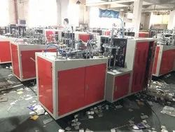 Paper Cup Making Machine Normal Speed