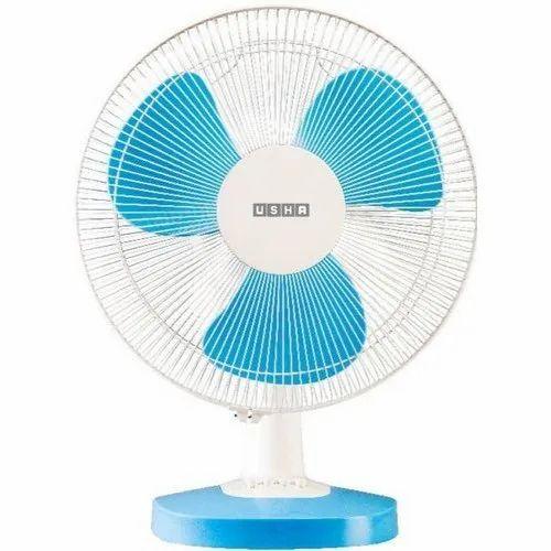 03 Electric Usha Table Fan