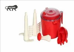 One Stop Shop Atta Dough Maker With Beater