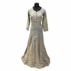 Ladies Wedding Wear Gown