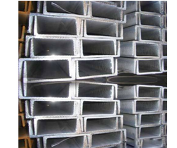 Structural Steel Channel for Construction