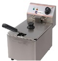 1 Tank 1 Basket Electric Fryer (12ltr)