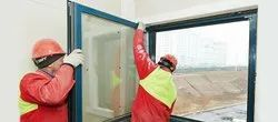 Labour Charge for Glass Door Installation