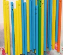 Vichare Round PP Lollipop Stick, Packaging Type: Packet