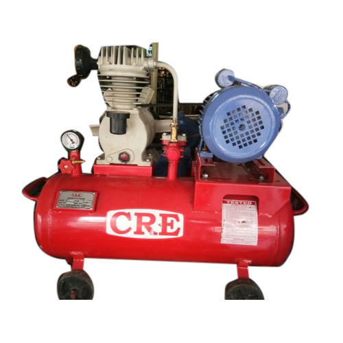 Cre 5 Hp 10 Hp Electric Air Compressor Rs 10000 Number Vidarbha Star Engineering Equipments Private Limited Id 17253938873