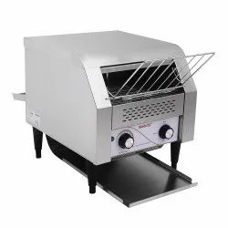 Silver Conveyor Toaster, Tt-150, Toasting, for Commercial